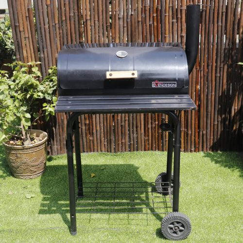 45° Rear Infra-Red Burners BBQ Grill