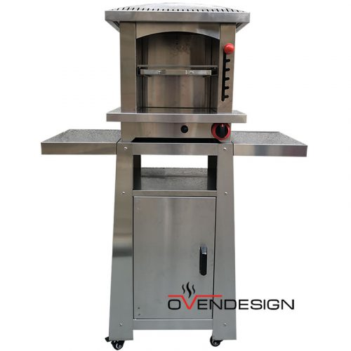 Gas Beef Barbecue Grill Infrared Burner-Ovendesign