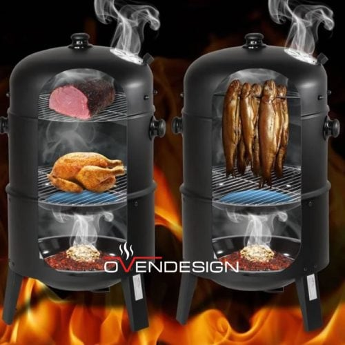 Smokey-Mountain-Cooker-BBQ-Grills-Cooking-Hardware-Ovendesign