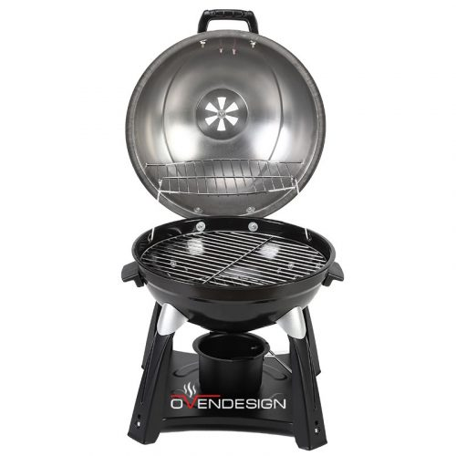 Folding Charcoal Portable BBQ Grill For Camping And Picnic Using-Ovendesigns- 1