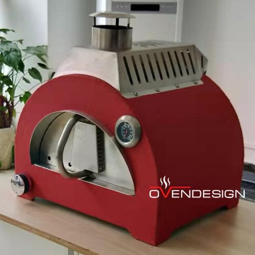 Upper Heating Gas Pizza Oven-Ovendesign