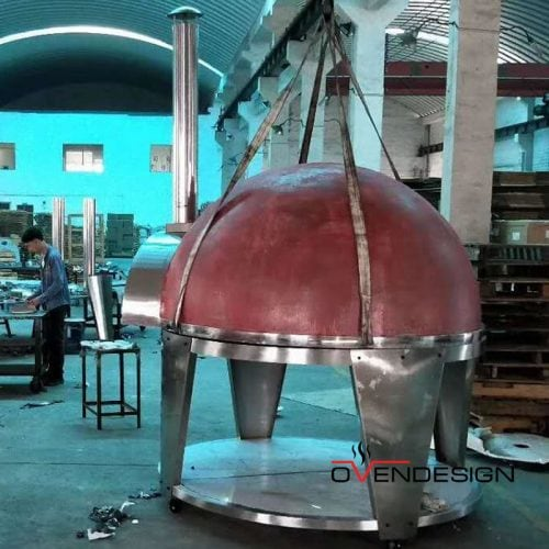 Wood Fired Pizza Oven Metal-Ovendesigns-1