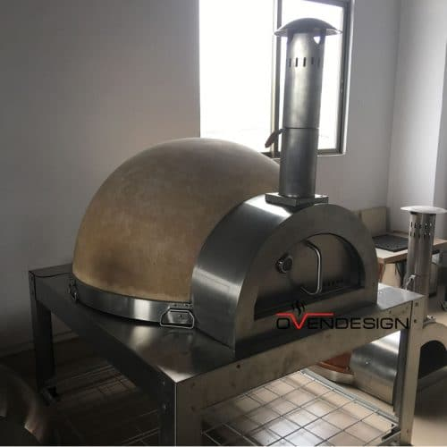 Wood Fired Pizza Oven Metal-Ovendesigns