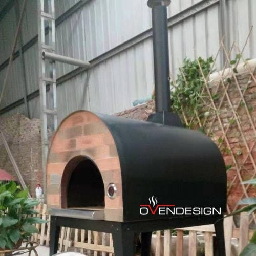 Wood fire pizza Oven-Ovendesign