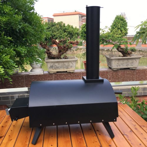 Portable Gas Outdoor Pizza Oven For Home Garden Balcony,Perfect For Outside Cooking