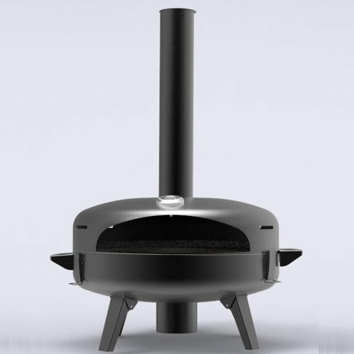 Circle pizza oven, wood Fired Pizza Oven