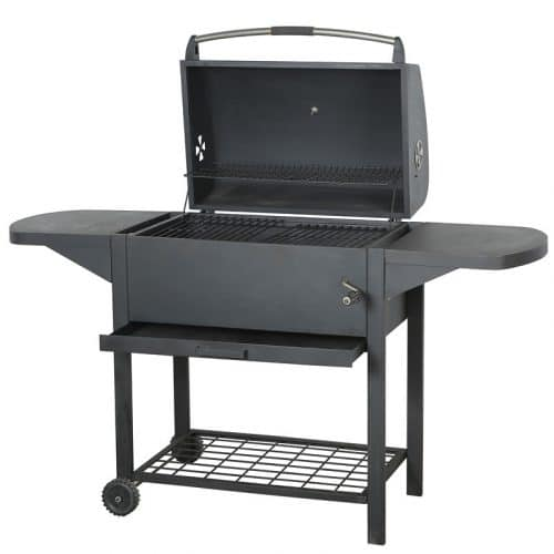 Smoker Outdoor BBQ Grill