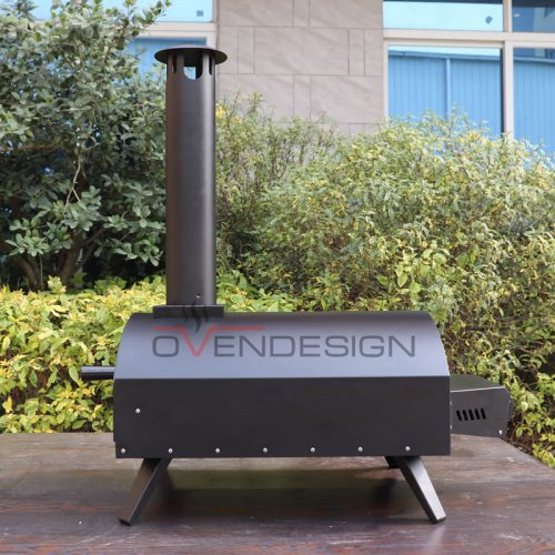 Portable Gas Powered Outdoor Pizza Oven QQG-2