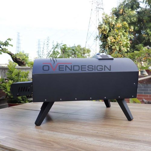 Free installation outdoor portable gas pizza oven (1)