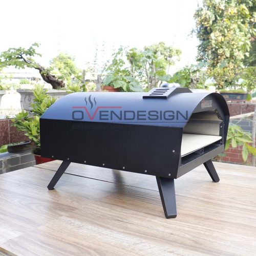 Free installation outdoor portable gas pizza oven (2)