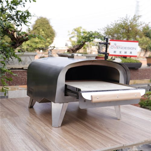 Drawer type gas kitchen pizza oven gas pizza oven price