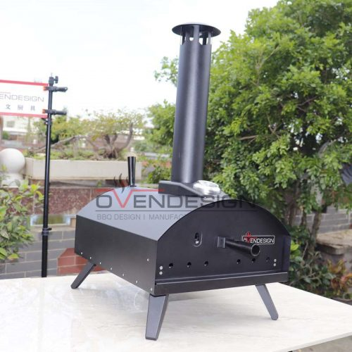 Outdoor Portable Pizza Oven QQ-W-PD-4(2)