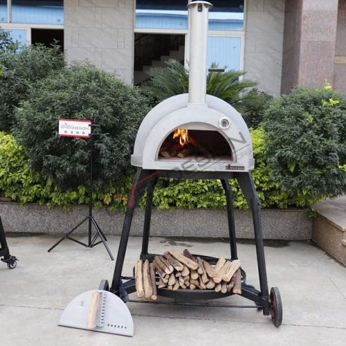 Wood-Fried Clay Pizza Oven CLAY-W-800-1 (3)