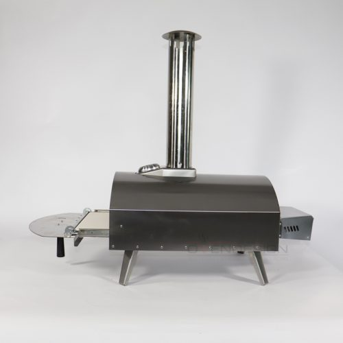 Gas Powered Pizza Oven 2