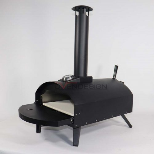 wood fired pizza oven QQ-W-PF-4-4 (2)