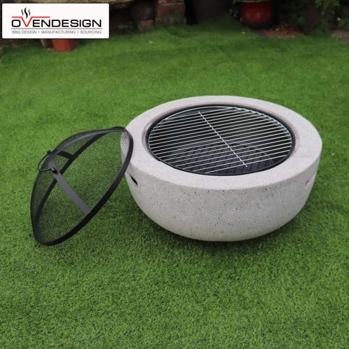 Portable BBQ Grill Wood Fired Pizza Oven (2)