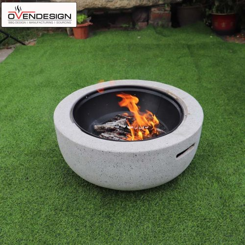 Portable BBQ Grill Wood Fired Pizza Oven (7)