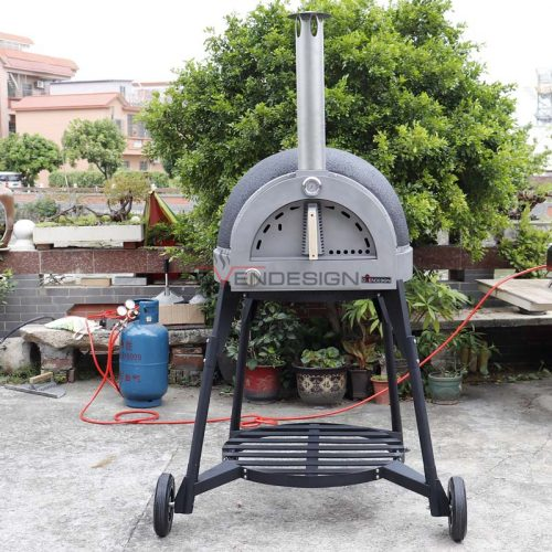 clay pizza oven(2)
