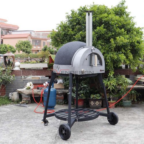 clay pizza oven(3)